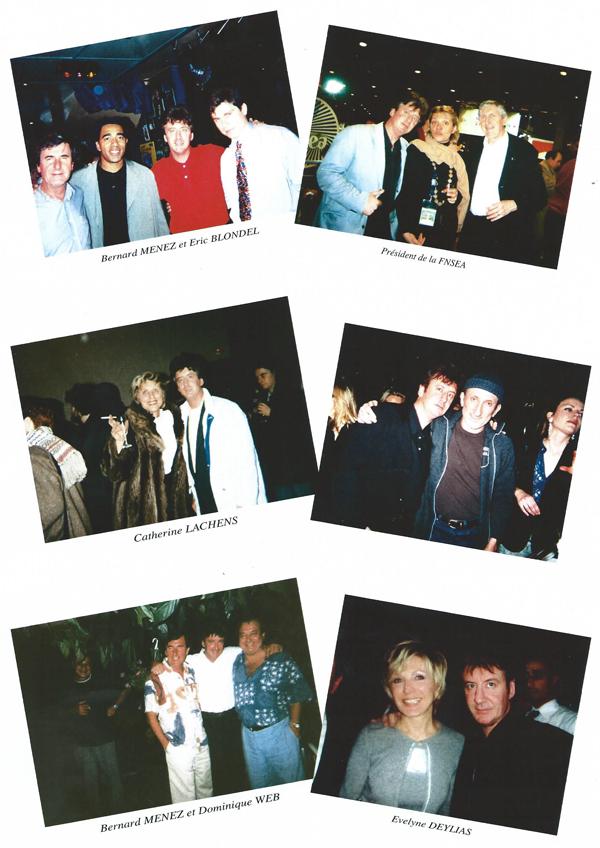 5 celebrites