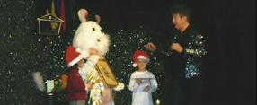 spectacle magique pour enfant